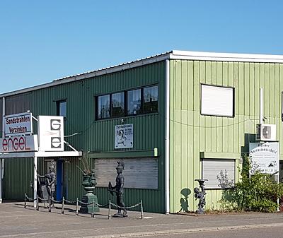 Impressum - Metallspritzerei Günther Engel GmbH