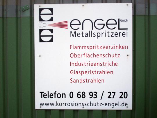 Geschichte - Metallspritzerei Günther Engel GmbH